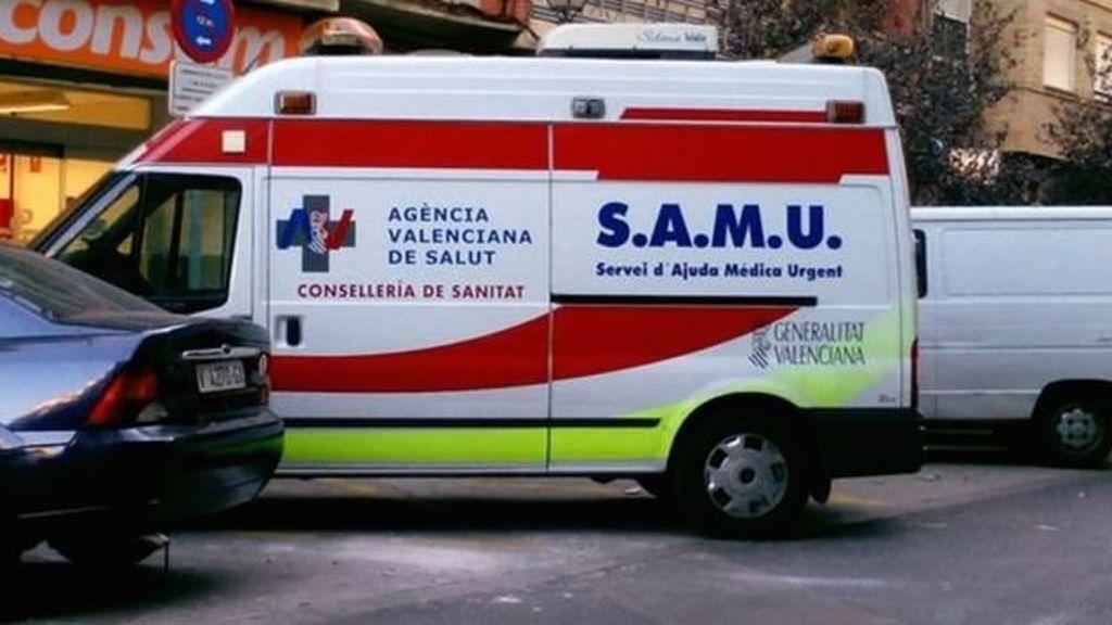 Un autobús atropella mortalmente a un peatón en Valencia