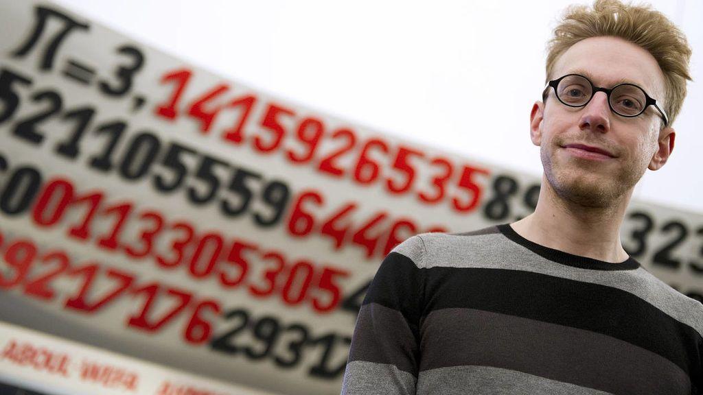 Daniel Tammet, el genio del número Pi