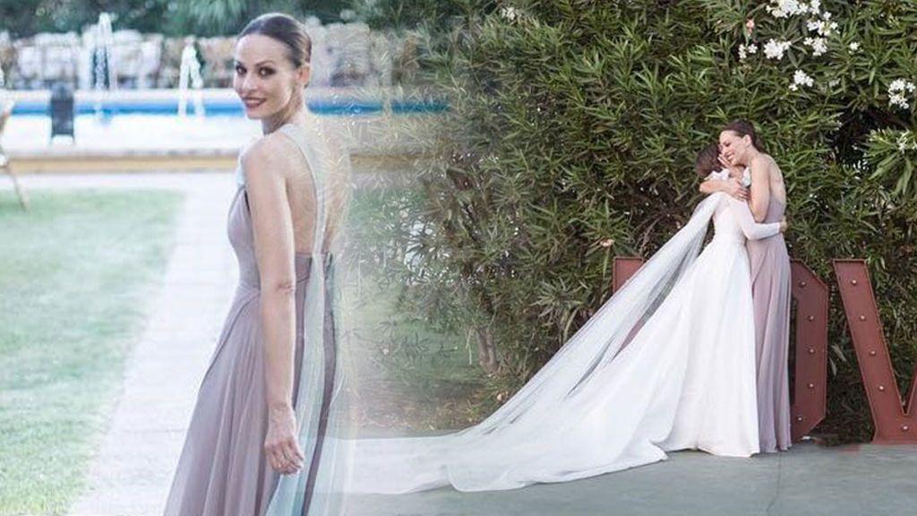 """eva gonzález: todo sobre la boda """"de cuento de hadas"""" de su hermana"""