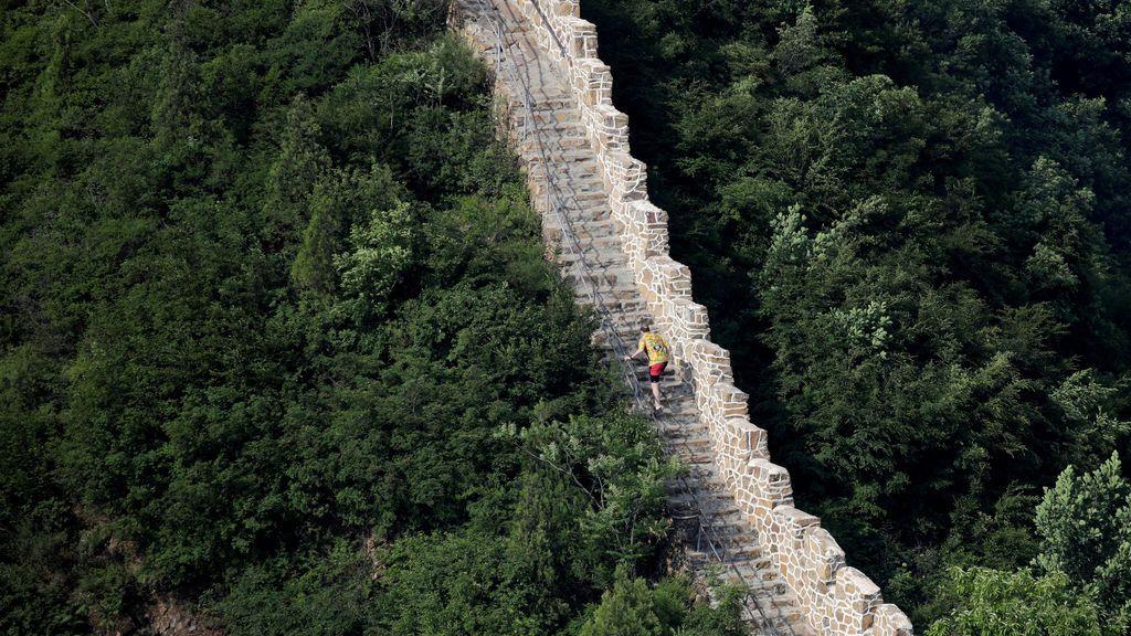 Maratón de China