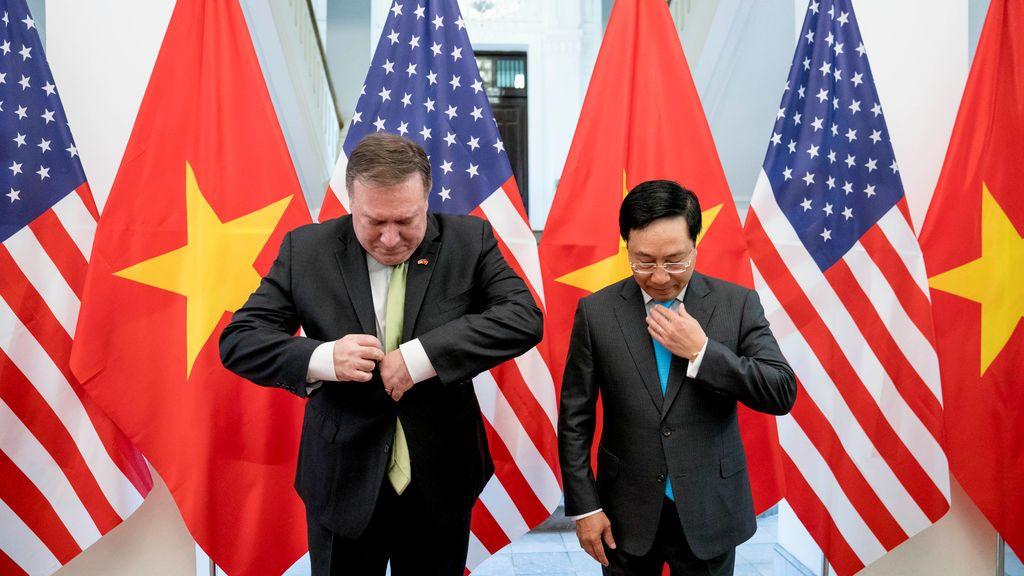 El Secretario de Estado de EE.UU invita a Corea del Norte a seguir el ejemplo de Vietnam