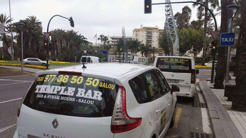 Ingresado en la UCI un taxista por la paliza que le propinaron tres pasajeros  en Salou