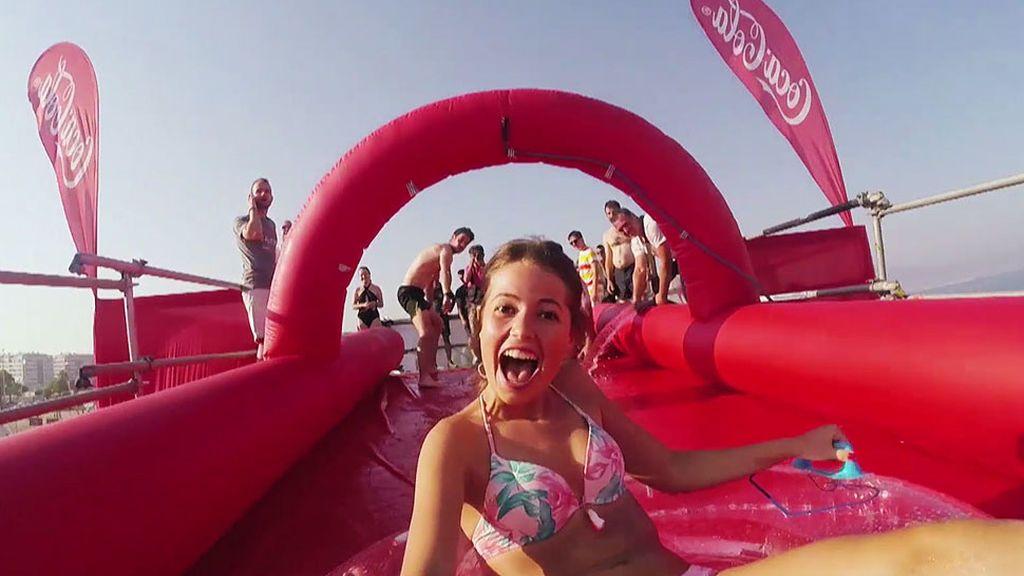 ¡Sube tu foto del verano y vive una experiencia única en el programa Coca-Cola Music Experience!
