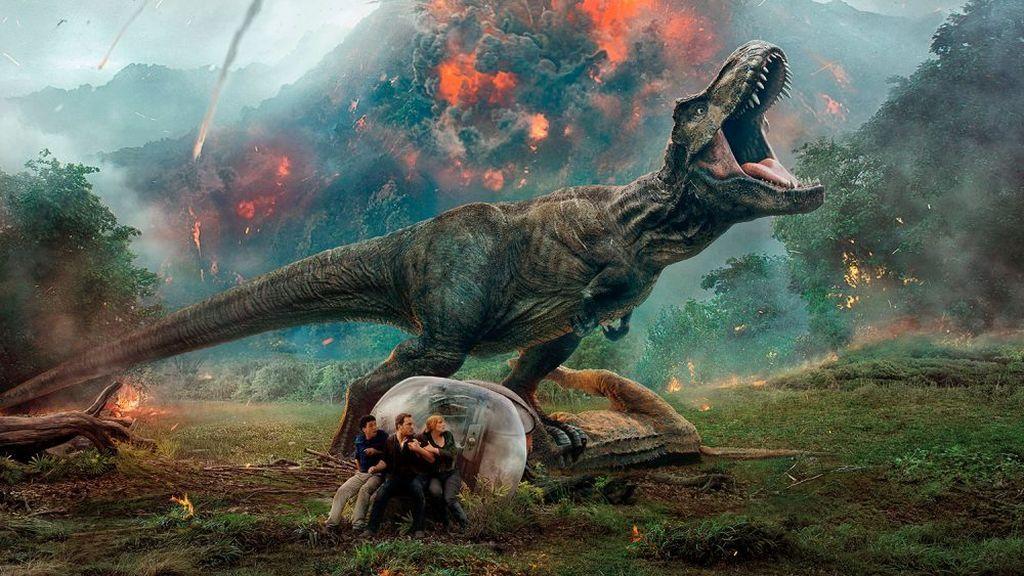 ¡Participa en nuestro concurso y gana una entrada doble para ver Jurassic World