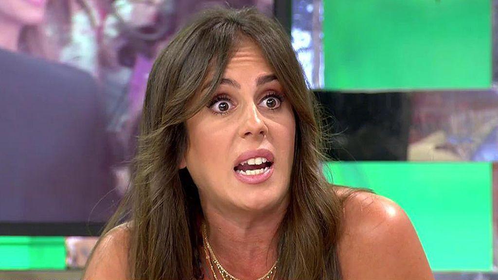 """El pique de Anabel Pantoja con Alejandro Albalá: """"Tú le ocultaste tu boda con Isa a tu hermana y a tu madre"""""""