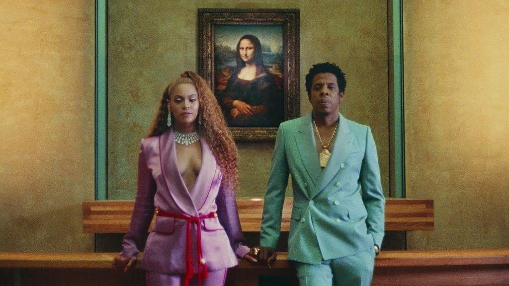 El Museo del Louvre ofrece un tour basado en el videoclip de Beyoncé y Jay-Z