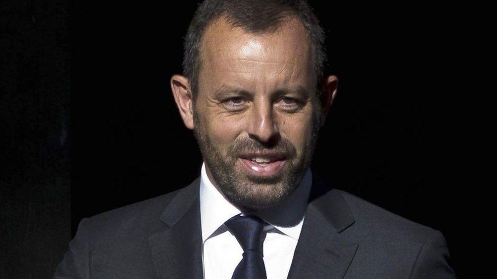 Investigan a Sandro Rosell por presuntamente defraudar 200.000 euros a Hacienda