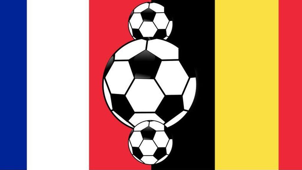 ¡Francia-Bélgica! Juega en la Porra de Deportes Cuatro y llévate el bote de 2.000 euros si eres el único acertante