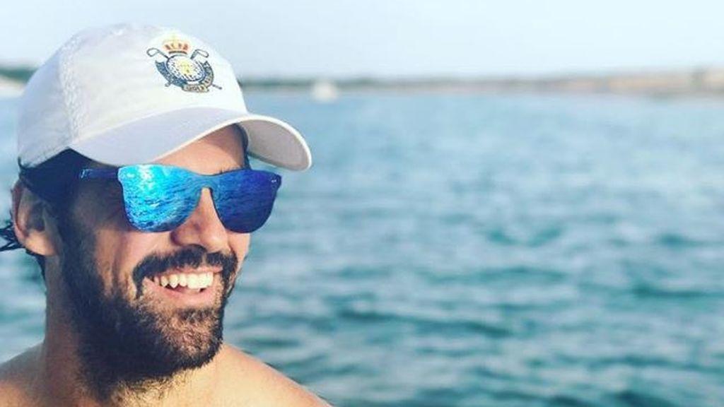 Miguel Ángel Muñoz se muestra agradecido tras su accidente en Ibiza