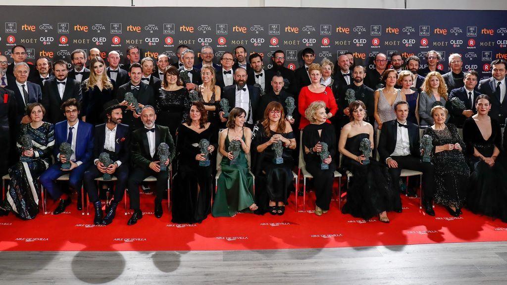 La gala de los premios Goya 2019 se traslada a Sevilla