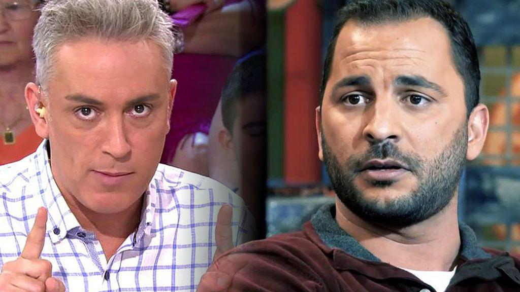 """Kiko Hernández advierte a Antonio Tejado: """"No provoques, la familia de tu novia ha contado el 0.2% de lo que quiere contar"""""""