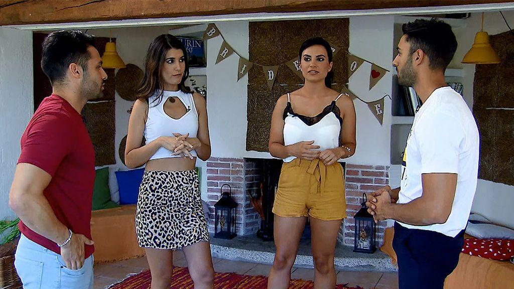 Visitas inesperadas en 'La Casa de los tronistas': Marisa y María