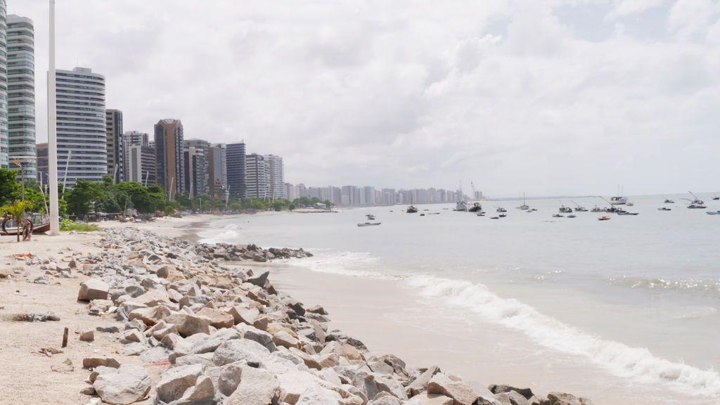 'Viajeros Cuatro' descubre Fortaleza (Brasil) el miércoles 11 de julio (22.45).
