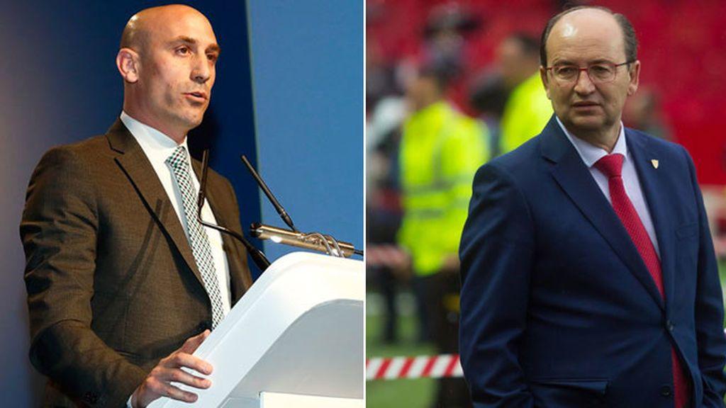El brutal enfrentamiento de Rubiales y Pepe Castro en la radio por culpa de la Supercopa de España