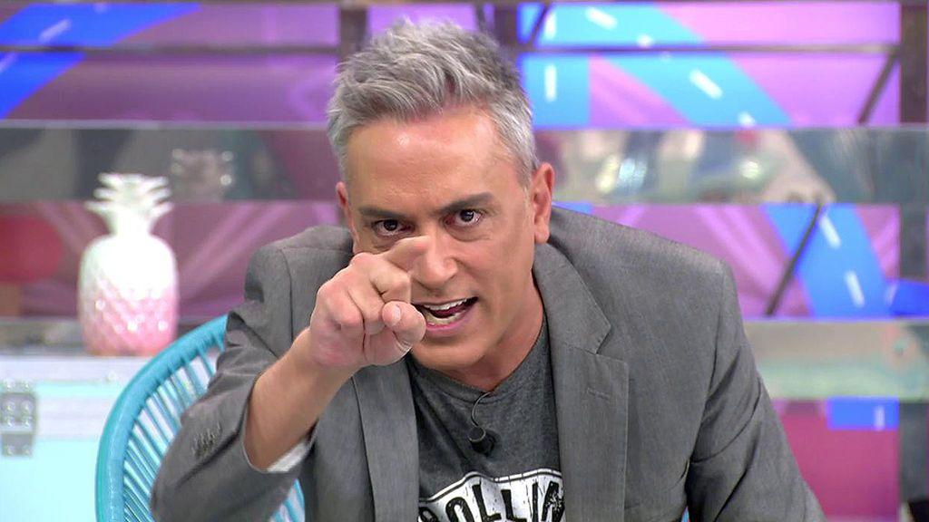"""Kiko Hernández, sobre la ruptura de Isa y Alberto: """"Tenían un pacto y se ha roto porque él ha mirado a su prima"""""""