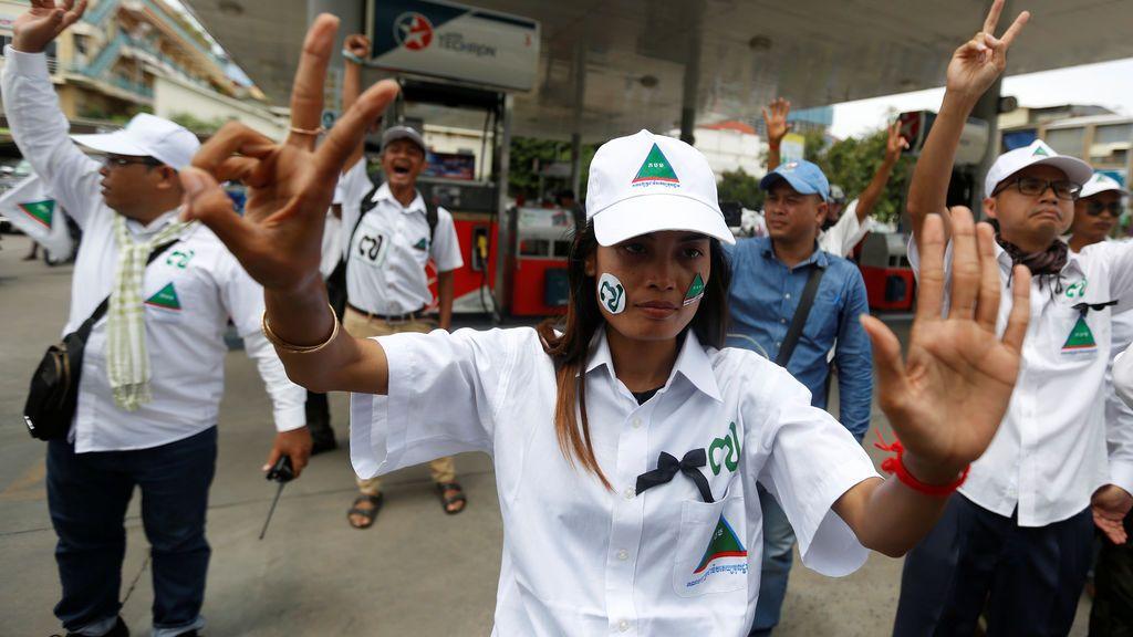 Camboya se levanta en recuerdo del asesinato de Kem Ley