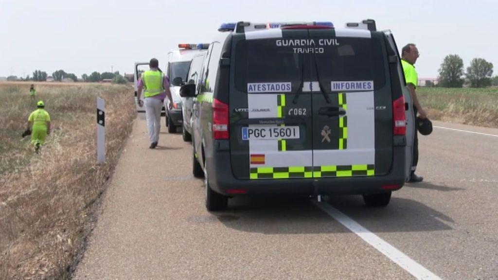 En libertad el conductor que atropelló mortalmente a un ciclista e hirió a su hijo y dio positivo en drogas y alcohol