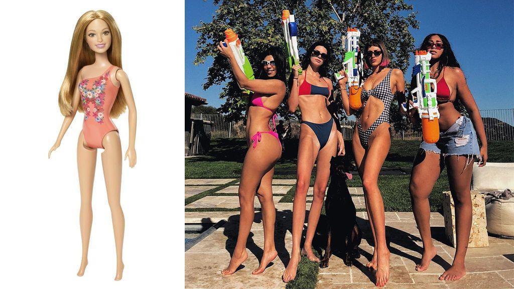 'Pies de Barbie', la nueva tendencia que dominan las influencer de Instagram