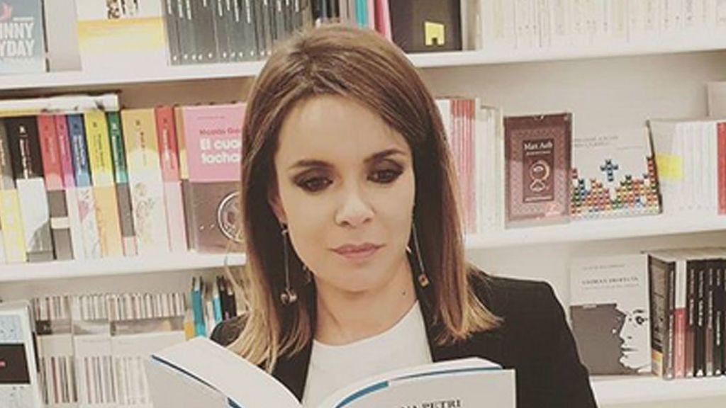 """Carme Chaparro: """"No es la primera vez que escribo algo en esta novela y termina pasando"""""""