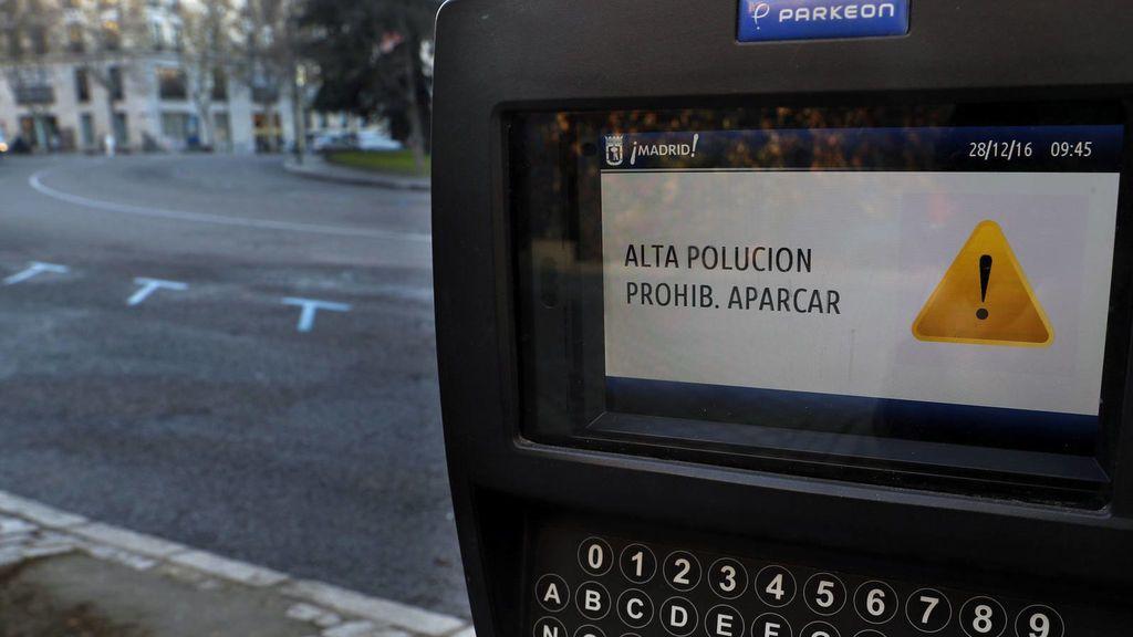 Abono transporte gratis en Madrid por dar de baja coches contaminantes