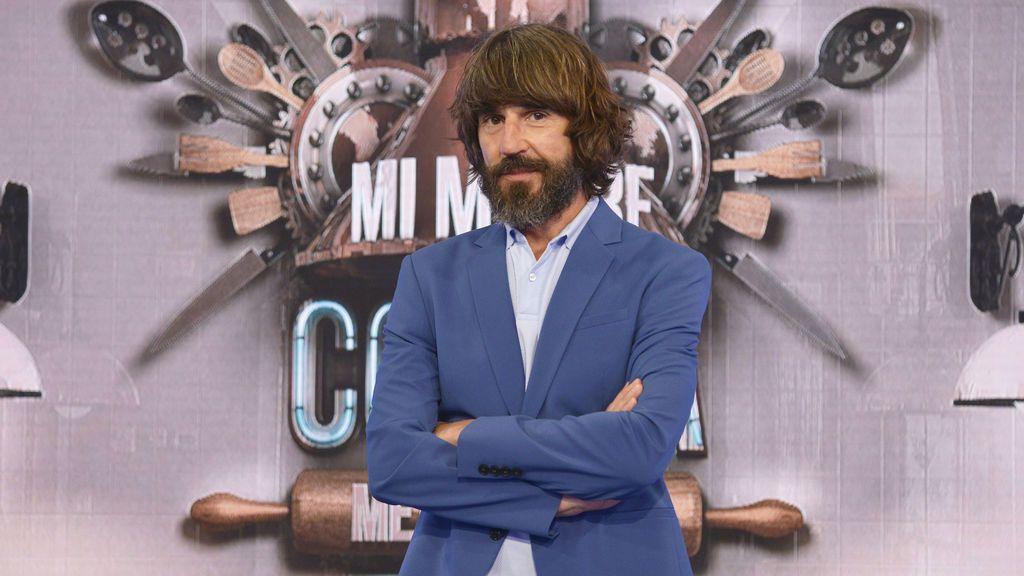 Santi Millán, 'Mi madre cocina mejor que la tuya'