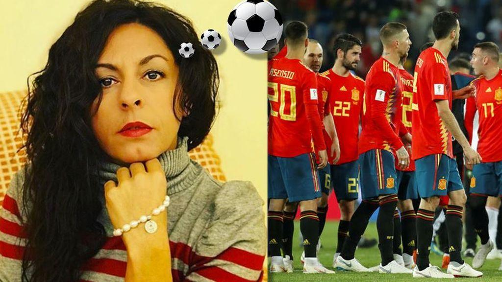 Pachanga en Montepinar: Nines (Cristina Medina) quiere a dos jugadores de 'La Roja' en 'La que se avecina'