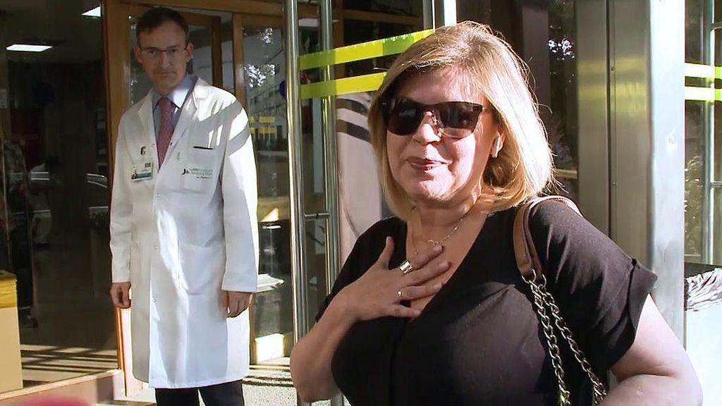 Todos los detalles sobre la operación de cáncer de mama de Terelu Campos