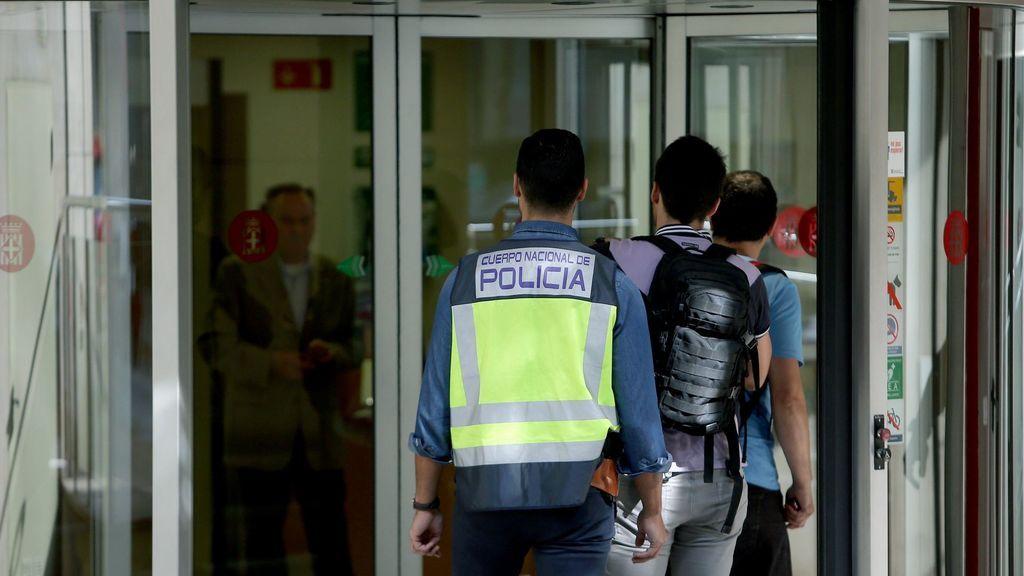 Operación anticorrupción de la UDEF en Puertollano por las obras de un exalcalde del PSOE