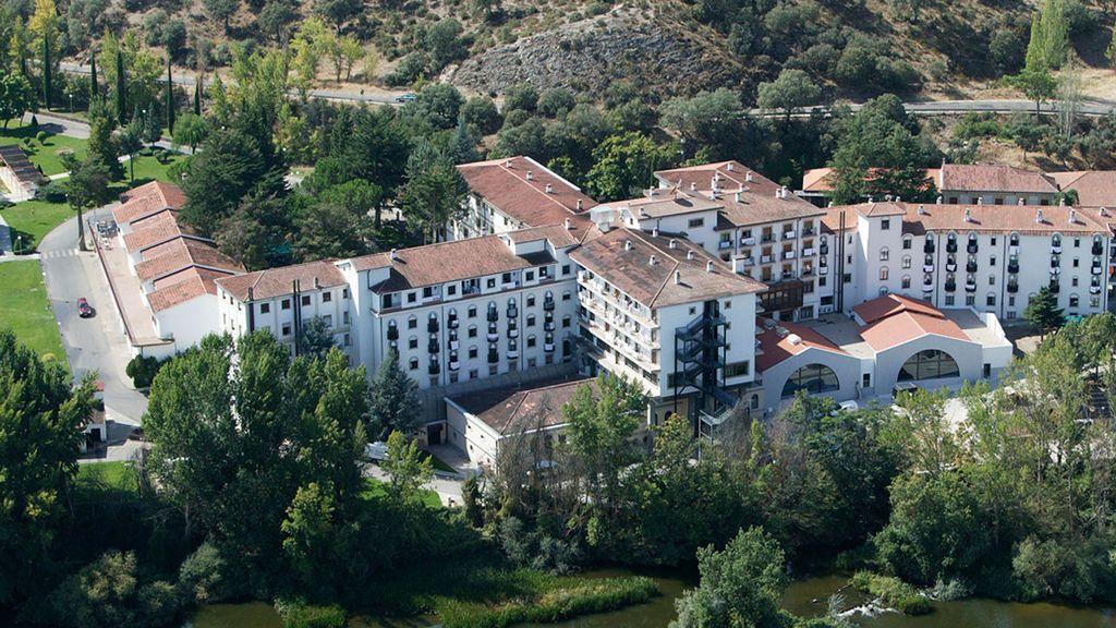 Hallan muerta a una niña de 12 años en el balneario de Ledesma, en Salamanca
