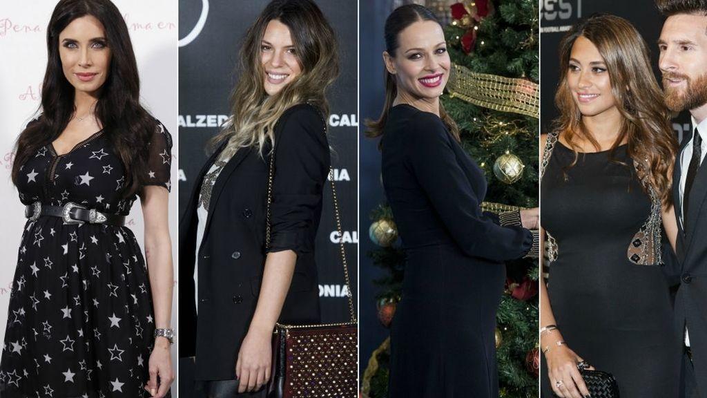 ¡Baby boom vip! 16 famosas serán madres este año