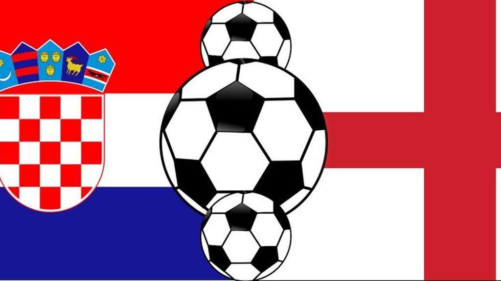 La Porra de Deportes Cuatro llega a su penúltima jornada del Mundial con el Croacia-Inglaterra