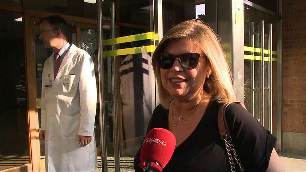 La mejor noticia tras la operación de Terelu Campos: el ganglio centinela no está afectado