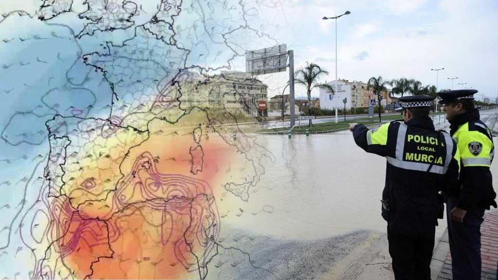 Una DANA afectará a todo el Mediterráneo: lo que se sabe sobre este peligroso temporal