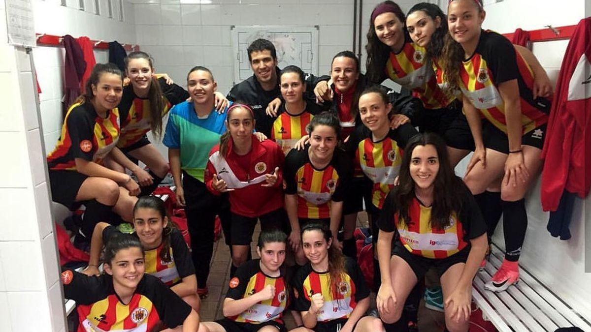Un equipo cadete de fútbol femenino dona el dinero recaudado por sanciones a una ONG de mujeres 👏