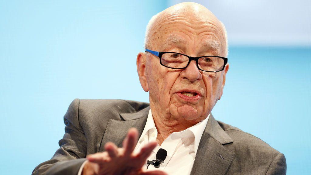 Rupert Murdoch, fundador de 21st Century Fox.