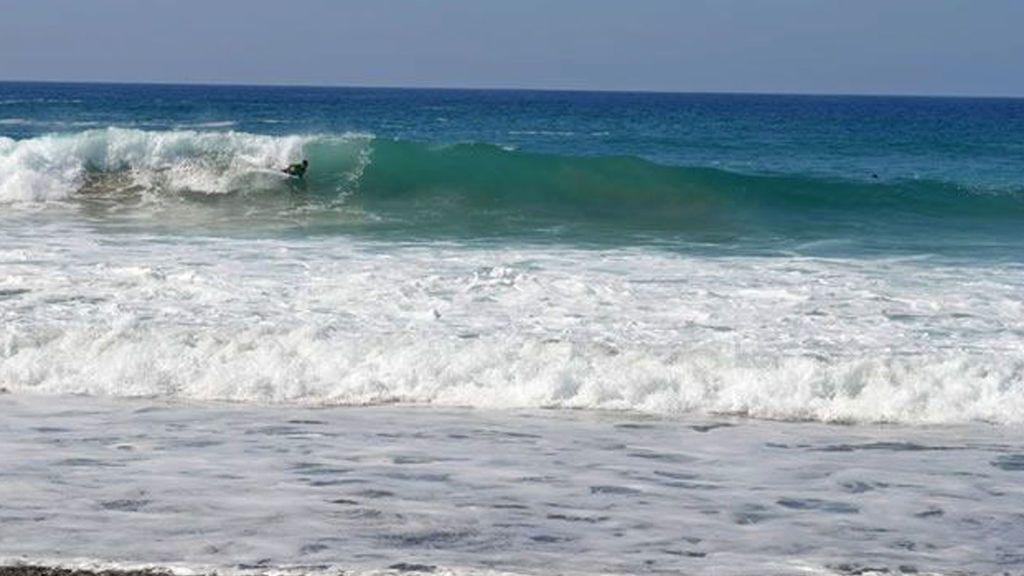 Muere un windsurfista en la Playa de Costa Calma, en Fuerteventura