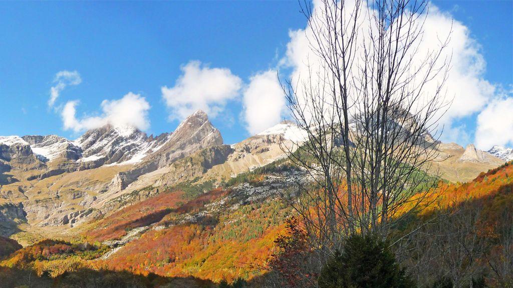 Muere un montañero en Bielsa, Huesca