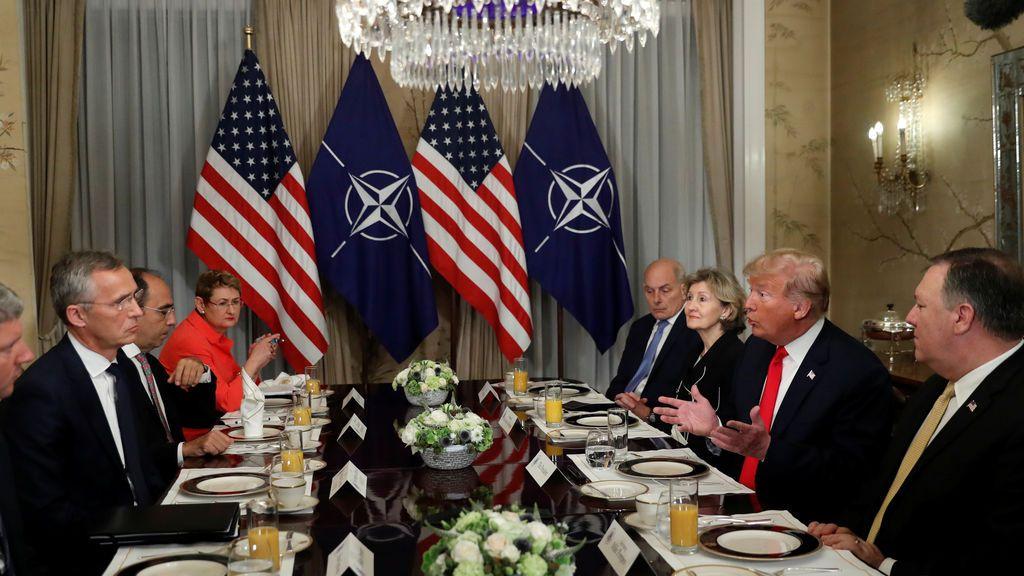 """Alemania, """"prisionera de Rusia"""""""