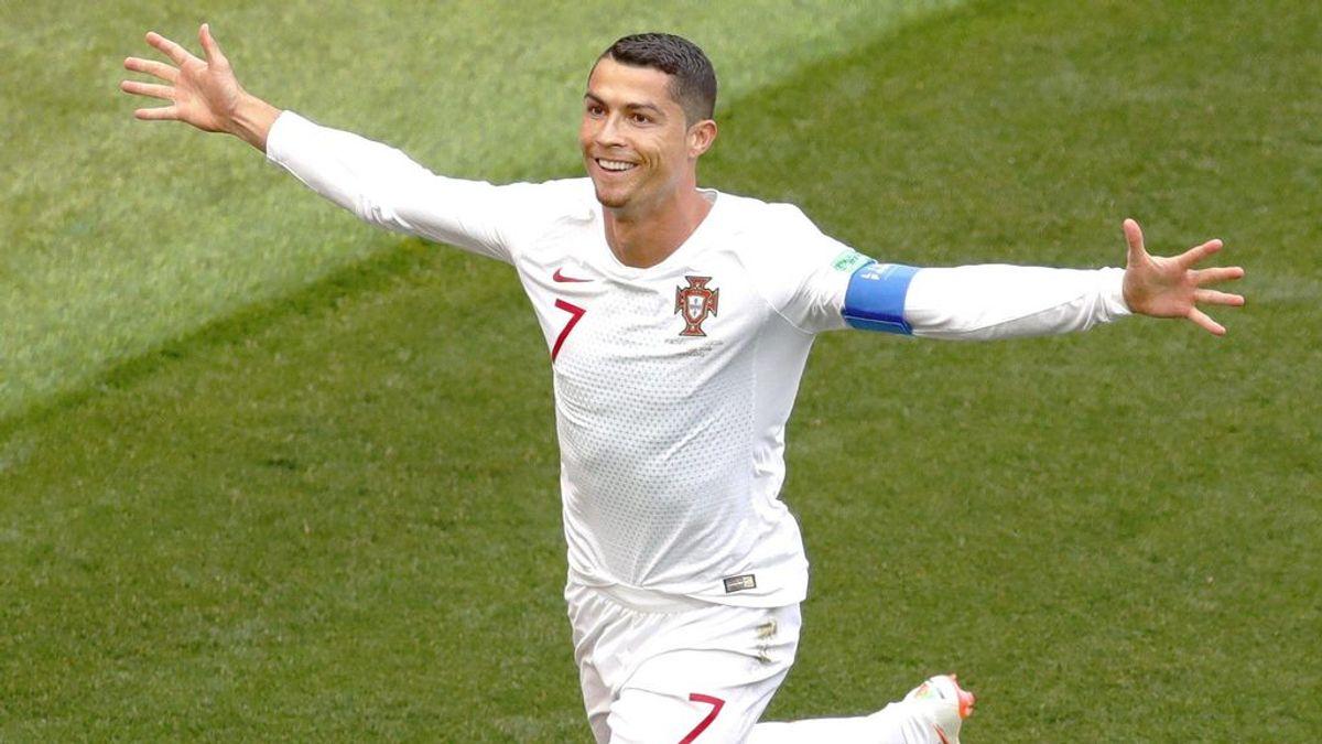 Así será el minuto a minuto de Cristiano hasta su presentación el próximo lunes con la Juve