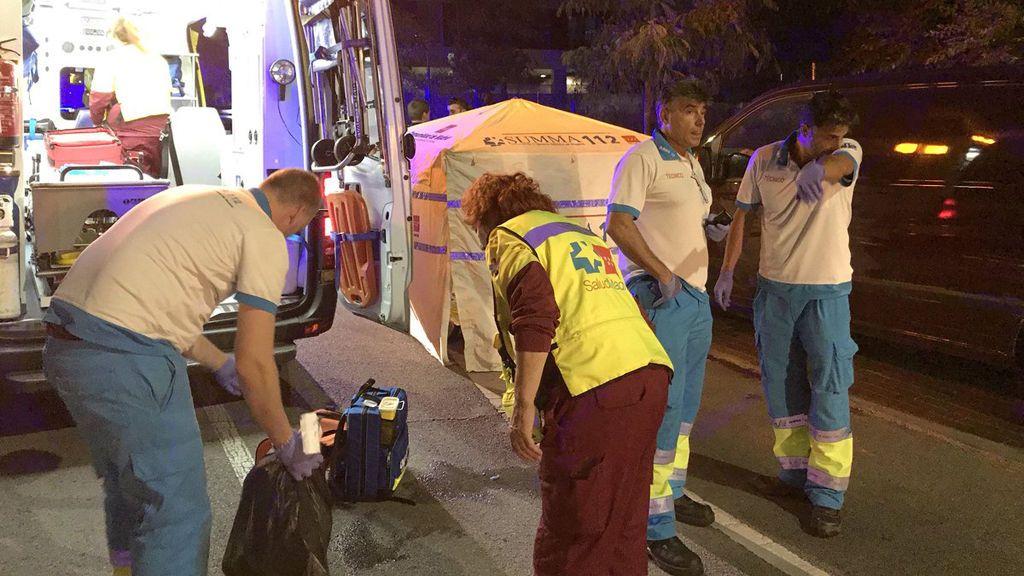 Muere un joven de 21 años apuñalado en San Sebastián de los Reyes