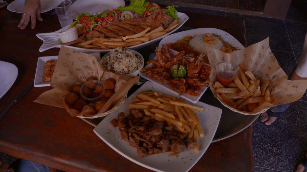Fortaleza, un lugar en el que comer langosta por cinco euros