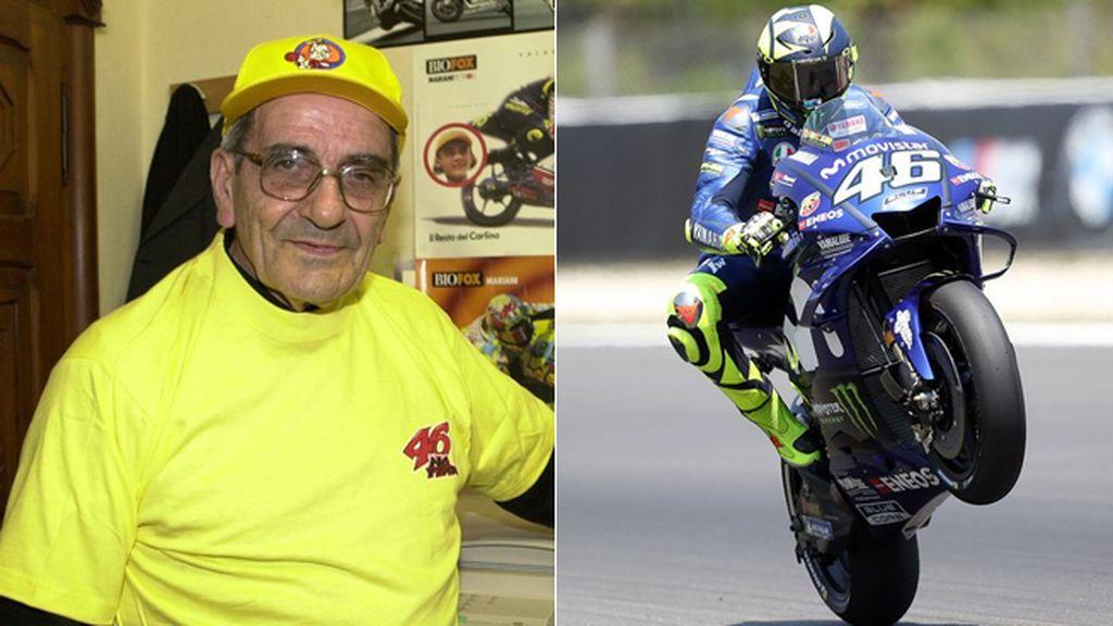 Fallece Cesare Stefani, el cura que hacía repicar las campanas de la Iglesia con cada victoria de Rossi