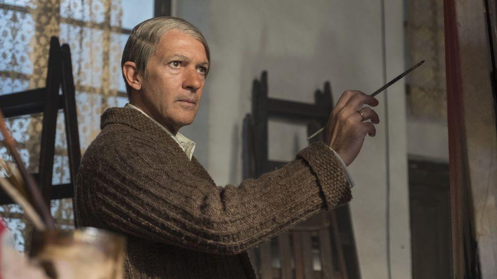 Antonio Banderas en 'Genius: Picasso'