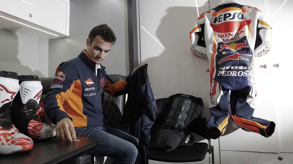 Dani Pedrosa, con 32 años y 34 lesiones, abandona el Mundial de MotoGP tras dos décadas con Honda