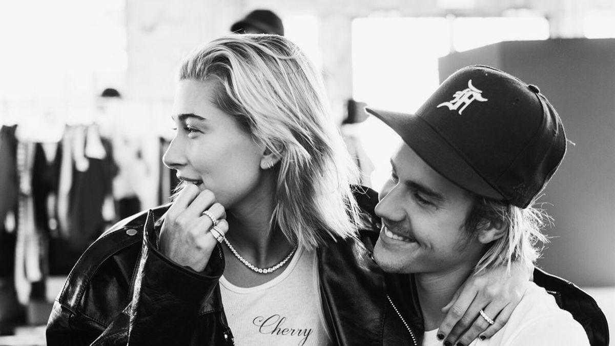 Justin Bieber también tiene anillo: su prometida le ha comprado otro diamantazo para él