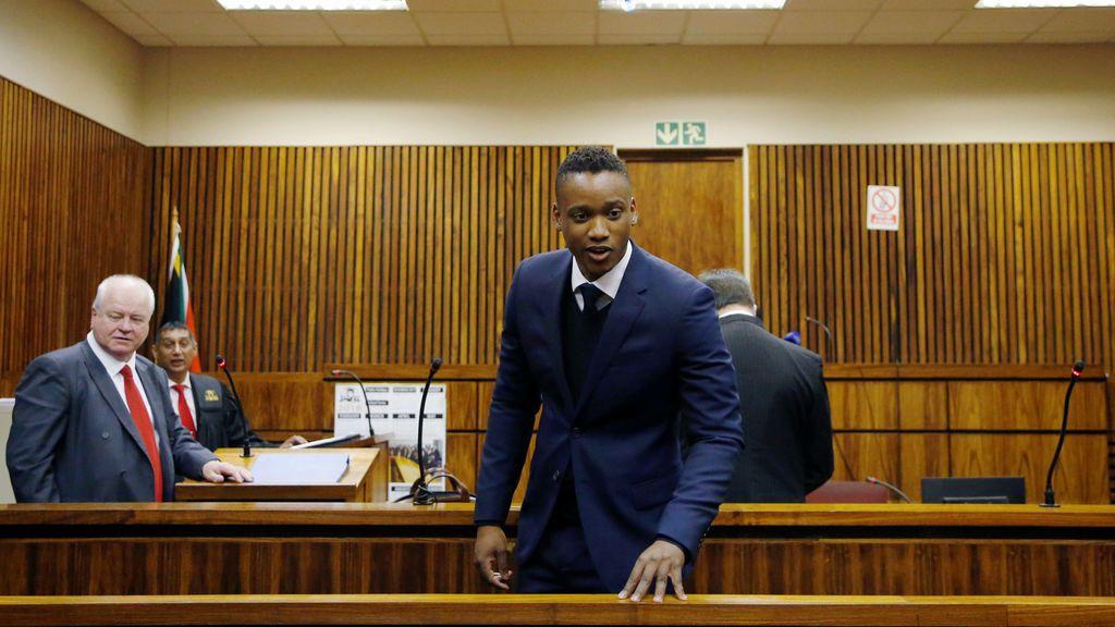 El hijo del exPresidente de Sudáfrica se enfrenta a los cargos por homicidio