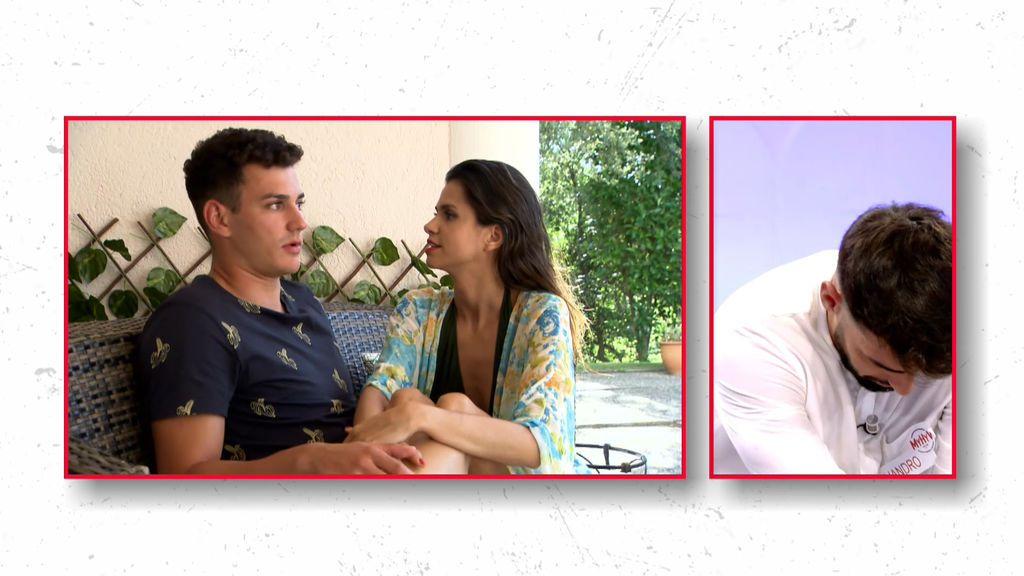 Cita Marina y Pablo: El pretendiente no coge la 'indirecta' de Marina