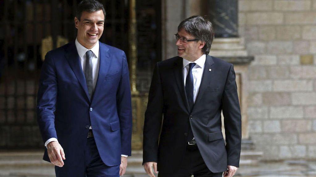 Sánchez, sobre Puigdemont: lo importante es que será juzgado por tribunales españoles