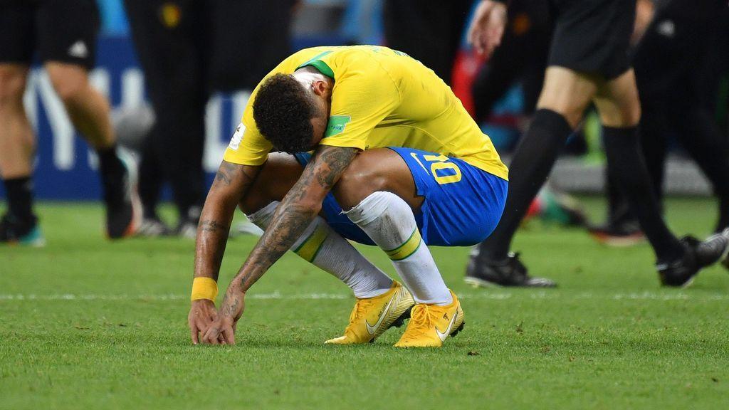 Neymar, 'desaparecido' desde que Cristiano anunció su salida del Real Madrid