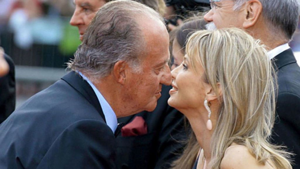 """La princesa Corinna asegura que el rey Juan Carlos """"cobró parte de la comisión del AVE a La Meca"""""""